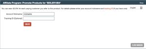 ClickBank Nickname