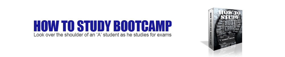 How To Study Bootcamp header image